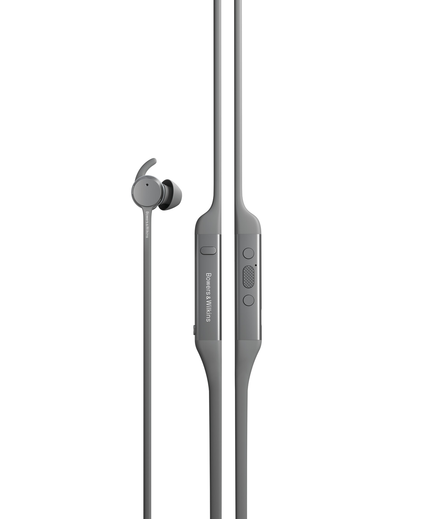 Low--PI4 Remote and Right Ear Detail - Silver